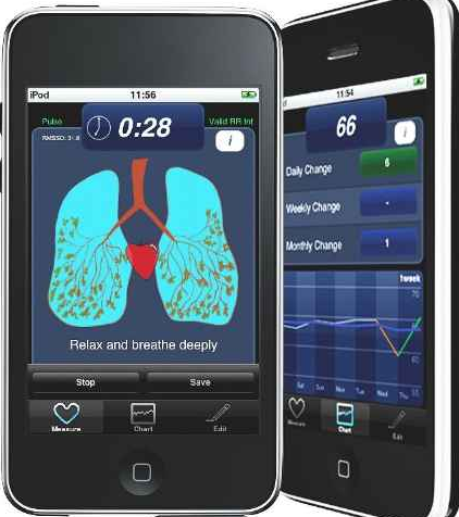 iPhone Not Just A Phone But a health Monitor too!!! -Buzz2fone