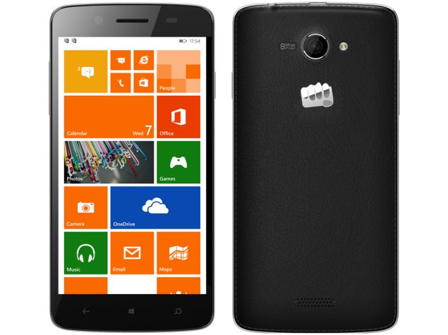 micromax canvas win w092 first windows budget phone from micromax