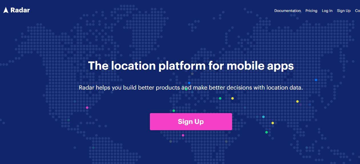 why radar is best location platform for mobile apps buzz2fone. Black Bedroom Furniture Sets. Home Design Ideas