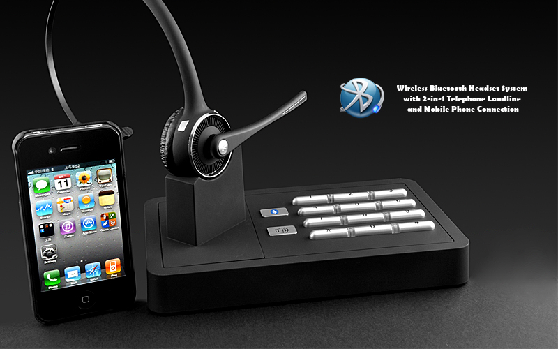 How To Turn Your Landline Into A Mobile Headset Buzz2fone