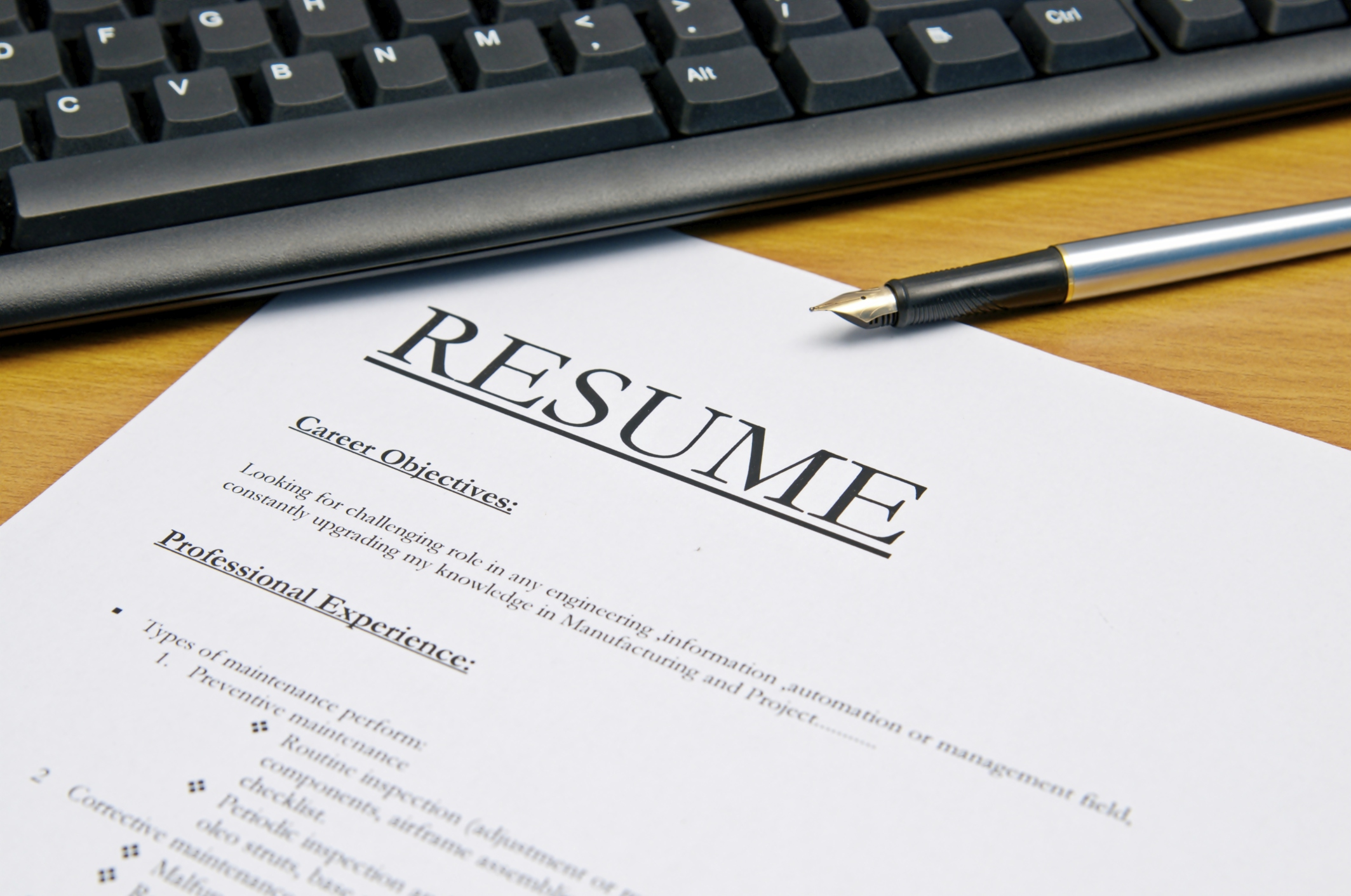 how important is your resume to get a job